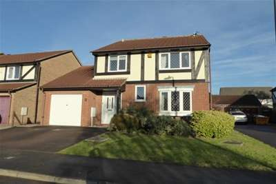 4 Bedrooms House for rent in Ottrells Mead BRADLEY STOKE