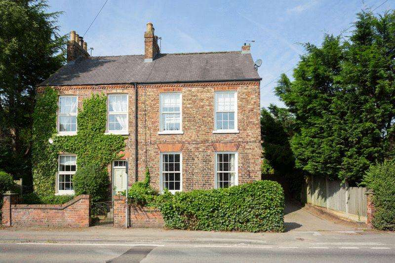 5 Bedrooms Semi Detached House for sale in Fulford, York