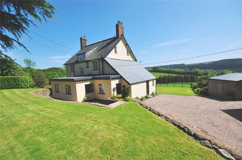 5 Bedrooms Farm Commercial for sale in Exford, Minehead, Somerset, TA24