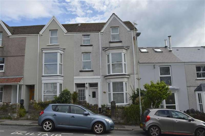 5 Bedrooms Terraced House for sale in Chapel Street, Mumbles, Swansea