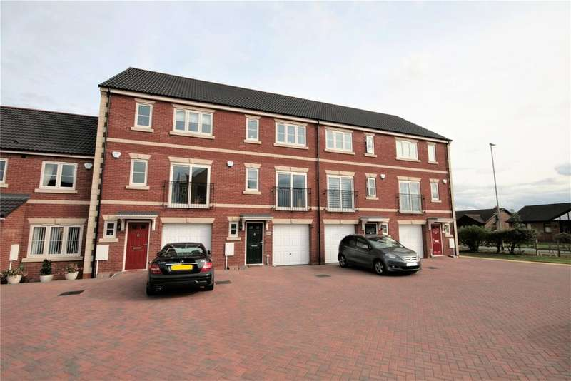 4 Bedrooms House for sale in Wolsey Way, Lincoln, LN2