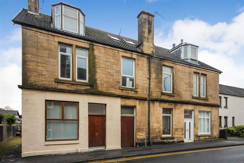 1 Bedroom Flat for sale in Main Street, Larbert