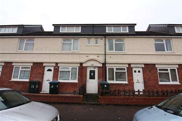 2 Bedrooms Maisonette Flat for sale in Goring Road, Stoke, Coventry