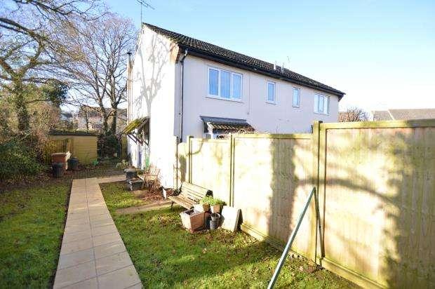 1 Bedroom Semi Detached House for sale in Wright Drive, Copplestone, Crediton, Devon