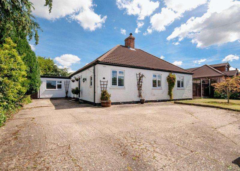 3 Bedrooms Bungalow for sale in Horncastle Road, Wragby