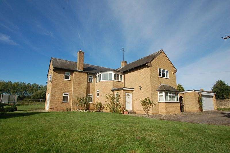 4 Bedrooms Detached House for sale in Barnwell, Nr Oundle, PE8