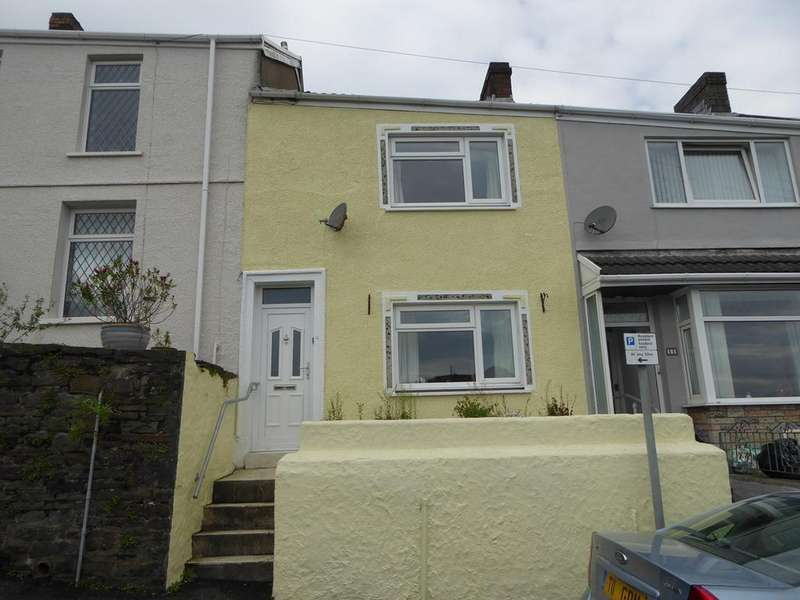 2 Bedrooms Terraced House for sale in Pleasant View Terrace, Mount Pleasant, Swansea, SA1