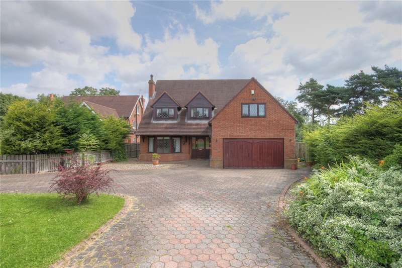 6 Bedrooms Detached House for sale in Middridge Road, Rushyford, Ferryhill, DL17