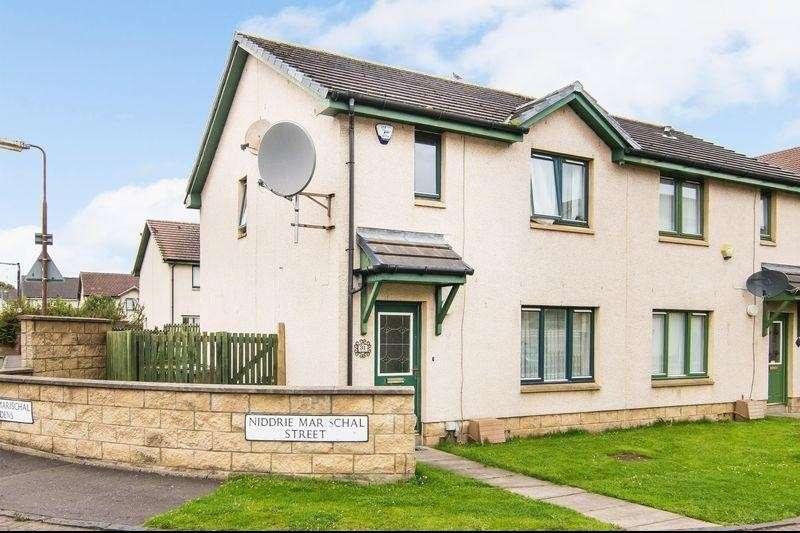 3 Bedrooms Property for sale in 31 Niddrie Marischal Street, Niddrie, Edinburgh, EH16 4LZ