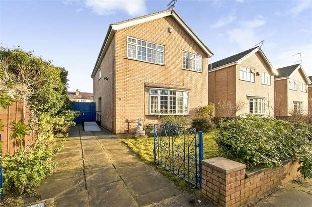 4 Bedrooms Detached House for sale in Moor Close, Liverpool, Merseyside