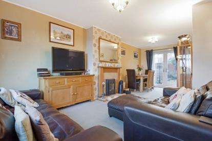 3 Bedrooms Semi Detached House for sale in Lochanbank Drive, Kirkmuirhill