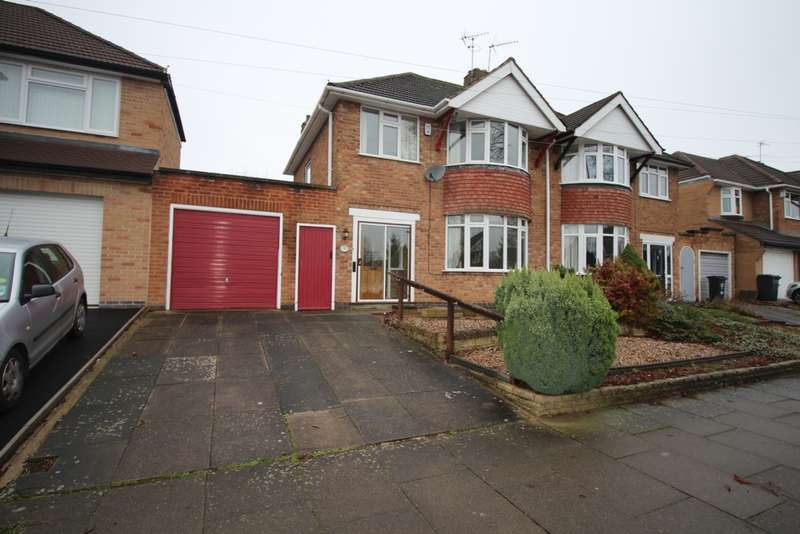 3 Bedrooms House for rent in Downing Drive, Leicester, LE5