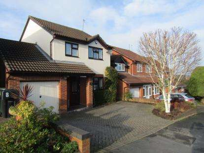 3 Bedrooms Detached House for sale in Granary Road, Stoke Heath, Bromsgrove