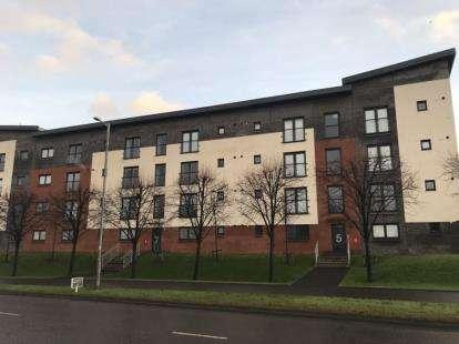 2 Bedrooms Flat for sale in Mulberry Crescent, Renfrew, Renfrewshire