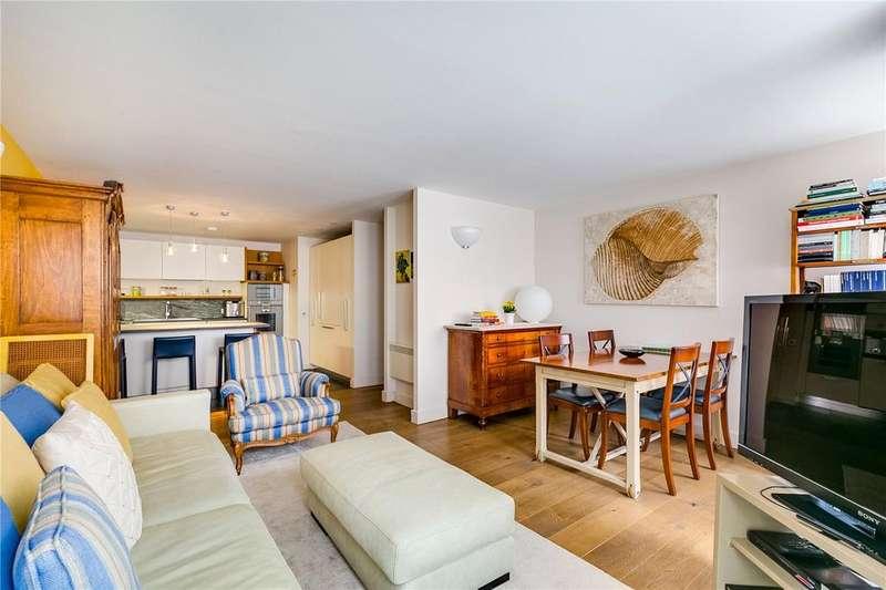 1 Bedroom Flat for sale in Waterspring Court, Westminster, London