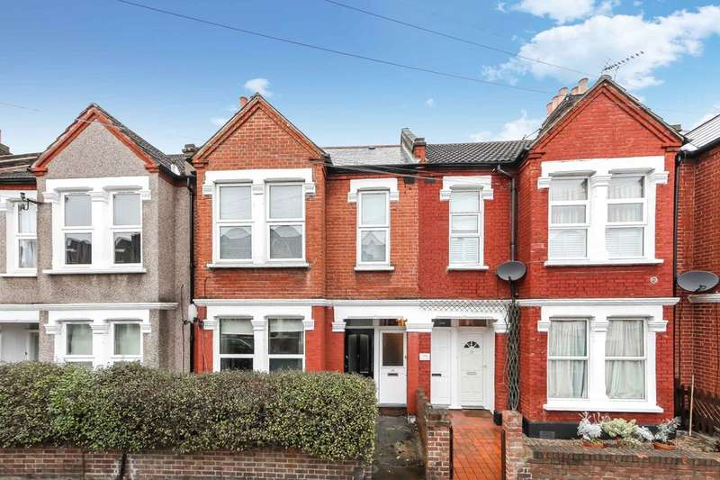 2 Bedrooms Flat for sale in Bruce Road, Mitcham CR4