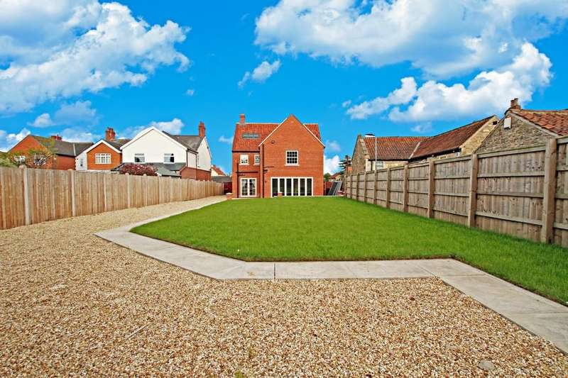 6 Bedrooms Detached House for sale in Doncaster Road, Tickhill