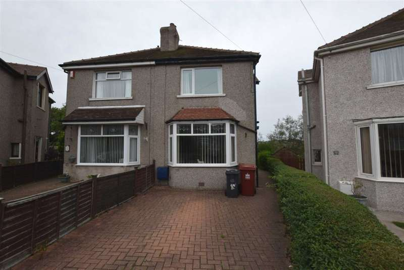 2 Bedrooms Semi Detached House for sale in Longlands Avenue, Barrow In Furness, Cumbria