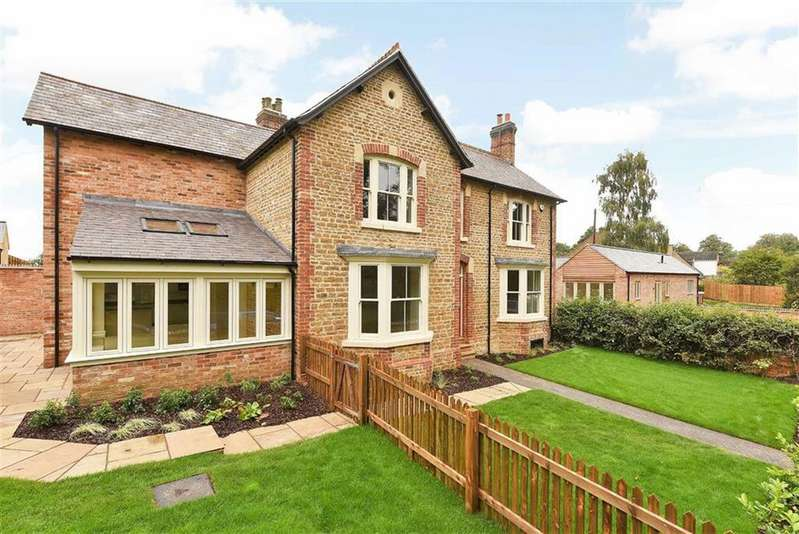 5 Bedrooms Semi Detached House for sale in Orton, Northamptonshire