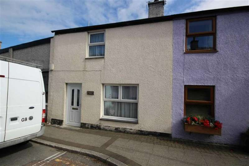 2 Bedrooms Terraced House for sale in High Street, Cemaes Bay, Anglesey, LL67