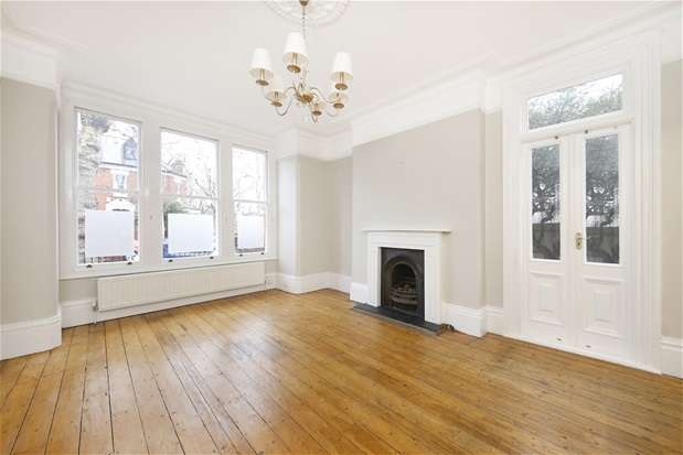 4 Bedrooms Terraced House for rent in Beckwith Road, Herne Hill