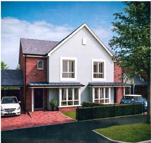 3 Bedrooms Semi Detached House for rent in A luxurious newly-built three bedroom stylish semi-detached home ideal for professionals or a family.
