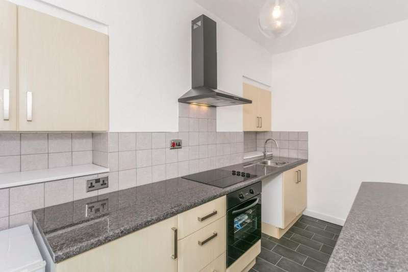 1 Bedroom Flat for sale in Napier Terrace, Plymouth, PL4