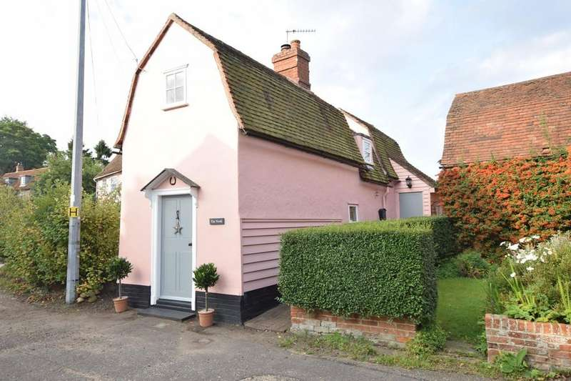 2 Bedrooms Detached House for sale in Princel Lane, Dedham, CO7 6HD