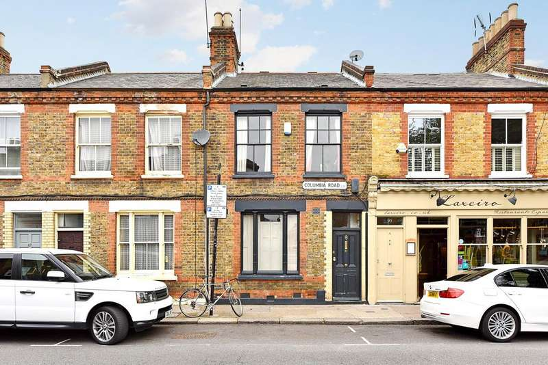3 Bedrooms House for sale in Columbia Road, Shoreditch, London