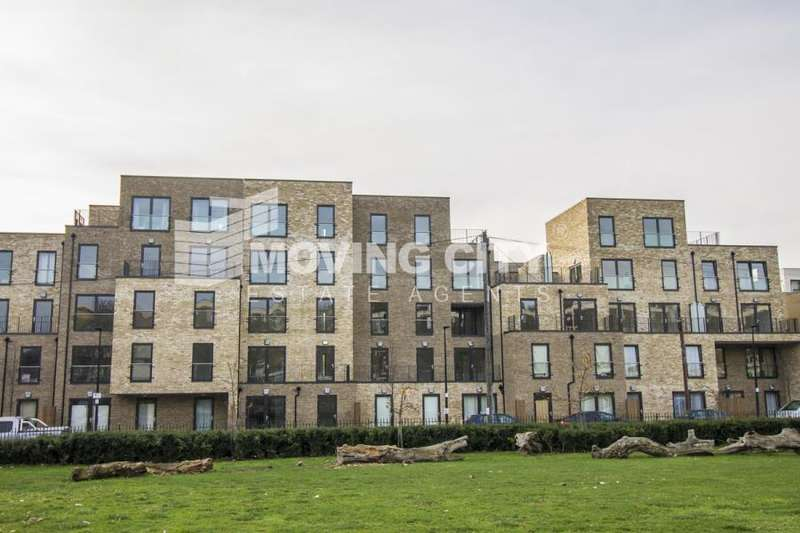2 Bedrooms Flat for sale in Euler House, Bow Common Lane, Parkside, Bow E3