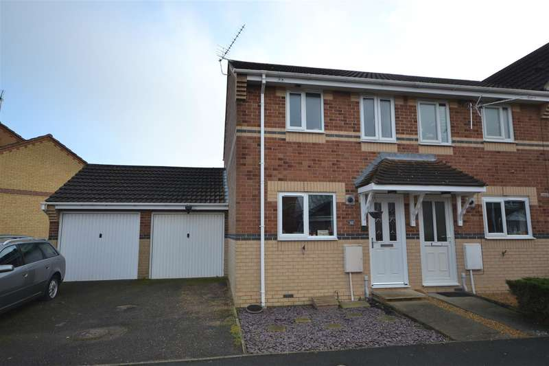 2 Bedrooms End Of Terrace House for sale in Blackthorn Court, Soham