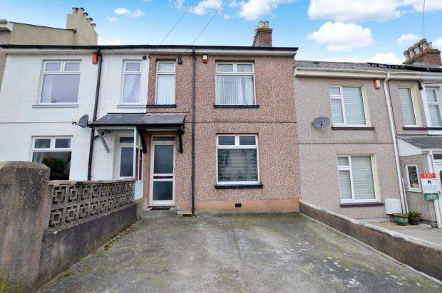 2 Bedrooms Terraced House for sale in Millway Place, Honcray, Plymstock, Plymouth