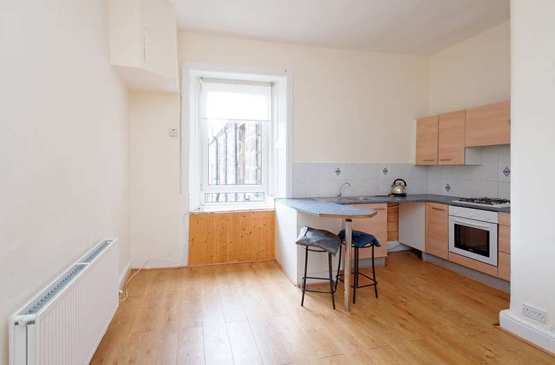 1 Bedroom Flat for sale in Belleisle Street, Glasgow, G42 8HL