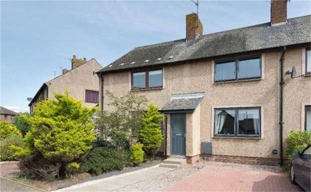 2 Bedrooms Terraced House for sale in Condor Crescent, Montrose, Angus