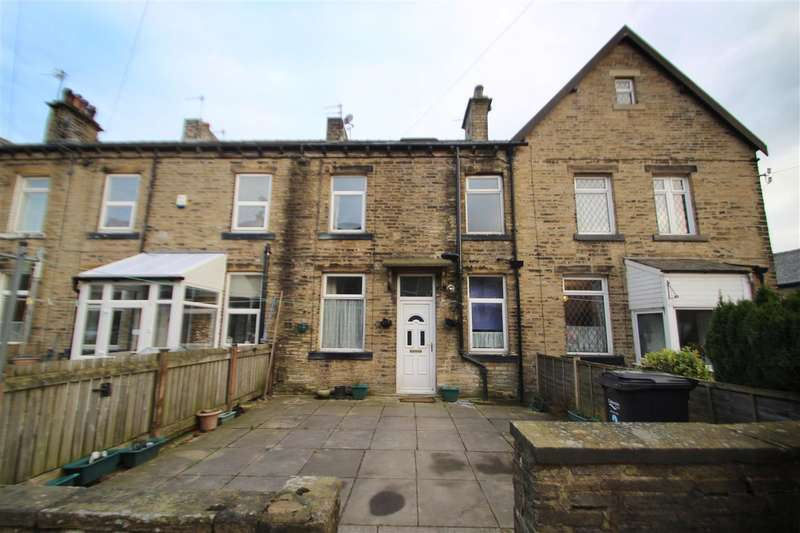2 Bedrooms Terraced House for sale in Burton Street, Holmfield, Halifax