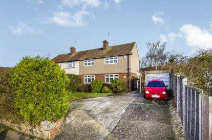 3 Bedrooms Semi Detached House for sale in Epping, Essex