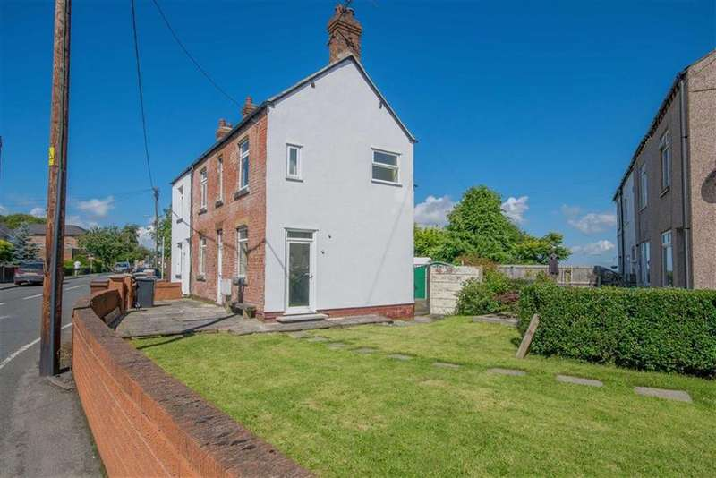 3 Bedrooms Semi Detached House for sale in Ewloe Place, Buckley