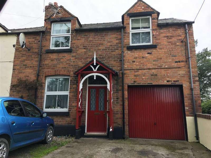 3 Bedrooms Semi Detached House for sale in Chapel Lane, Noble Street, Shrewsbury