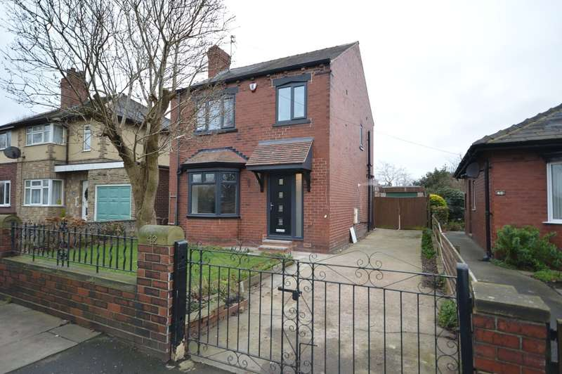 3 Bedrooms Detached House for sale in Sugar Lane, Wakefield