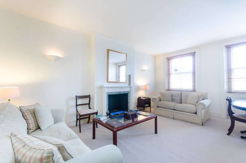 2 Bedrooms Flat for sale in Cranley Gardens, South Kensington, SW7