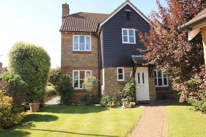 4 Bedrooms Detached House for sale in Carmans Close, Loose, Maidstone
