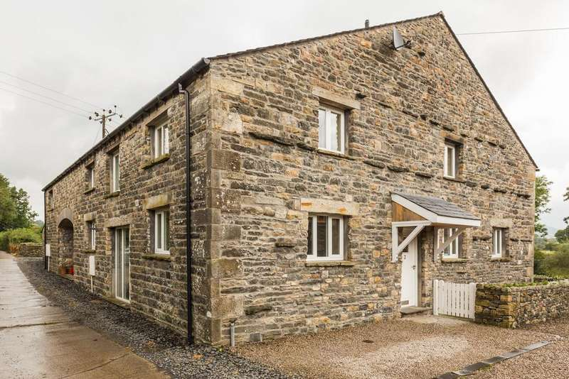 4 Bedrooms Barn Conversion Character Property for sale in Stangerthwaite Barn, Killington, Sedbergh, LA10 5EP