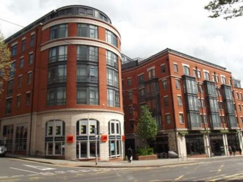 2 Bedrooms Apartment Flat for sale in Weekday Cross, Pilcher Gate NG1