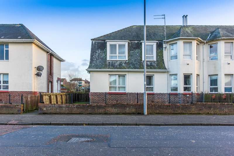 3 Bedrooms Flat for sale in James Brown Avenue, Ayr, South Ayrshire, KA8