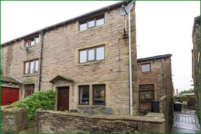 4 Bedrooms End Of Terrace House for sale in Walmsgate, Barnoldswick BB18
