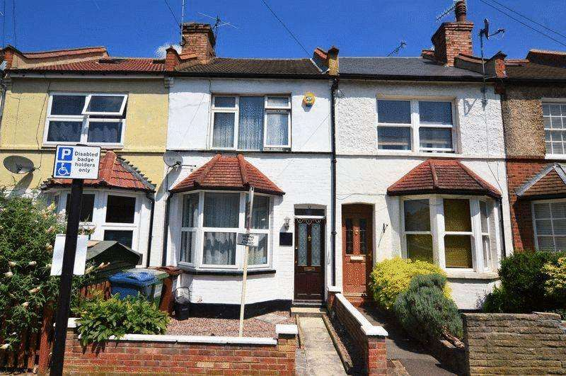 3 Bedrooms Terraced House for sale in Butler Road, West Harrow, Middlesex, HA1 4DX