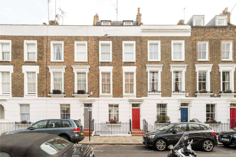1 Bedroom Flat for sale in Edis Street, Primrose Hill, London, NW1