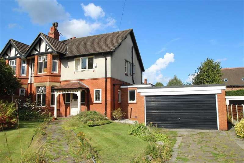 4 Bedrooms Semi Detached House for sale in Hale Road, Hale, Altrincham