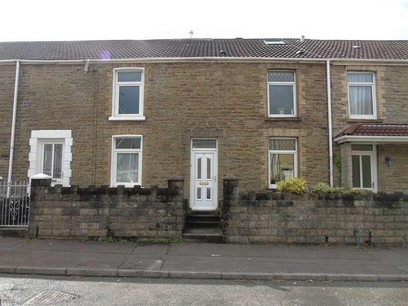 2 Bedrooms Terraced House for sale in Church Road, Llansamlet, Swansea