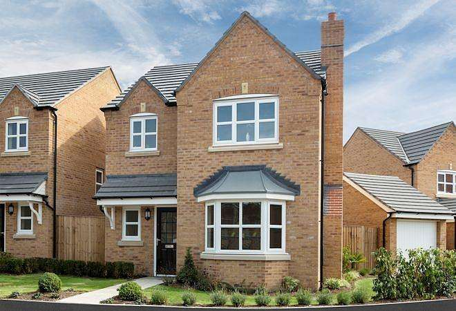 3 Bedrooms Detached House for sale in Chatsworth Grange, Hibbert Lane, Marple